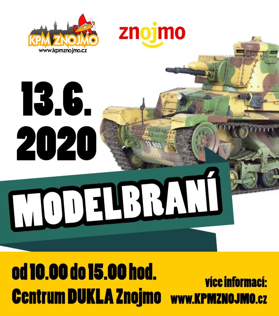 modelbraní 2020